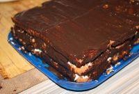 десерт из творога и печенья