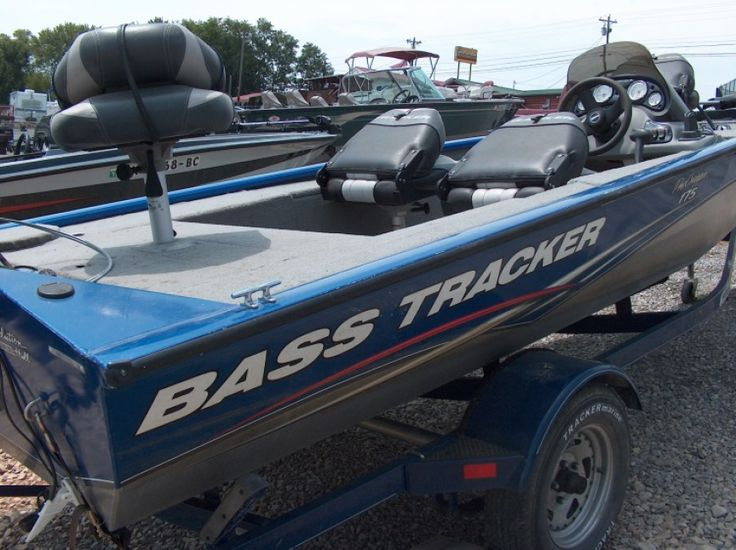 2009 Tracker Boats Pro Crappie 175 - Bean Station Tennessee