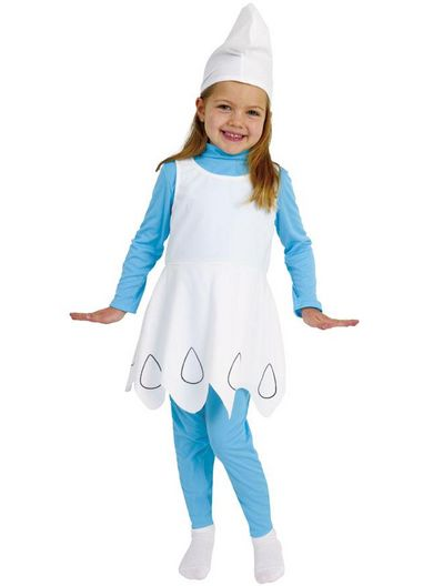 "TweetEmail TweetEmail Share the post ""DIY Smurfette No-Sew Costume"" FacebookPinterestTwitterEmail DIY Smurfette No-Sew Costume A friend of mine has a daughter who wants to be Smurfette for Halloween this year – and she's been on the lookout for a deal. The Amazon price for this official Smurfette Costume is around $25 – and when Icontinue reading..."