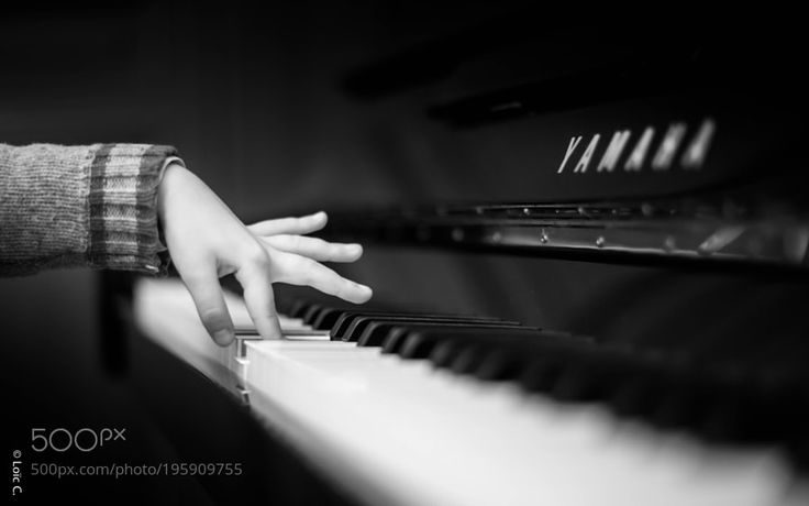 La leçon de piano... by LoicC