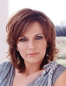 Martina Mcbride Hairstyles | Best Medium Hairstyle