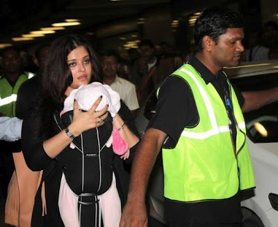 The more they hide the more they follow - Aaradhya Bachchan