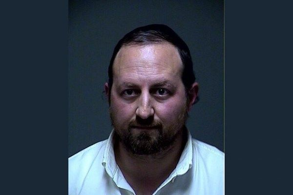 Menachem Chinn, 40, was arrested in April at his East Windsor home for the first incident, which the victim said occurred at Chinn's home in 2012.