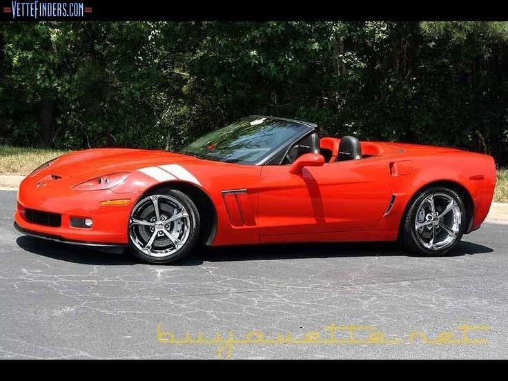 2010 Corvette Convertible