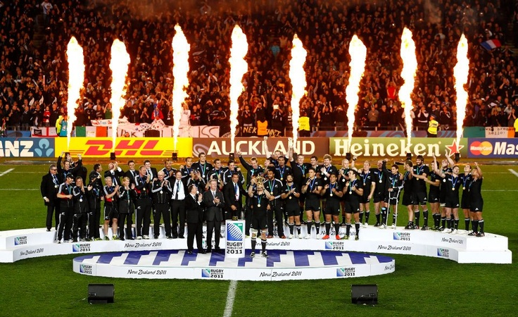 Rugby World Cup 2012 NZ