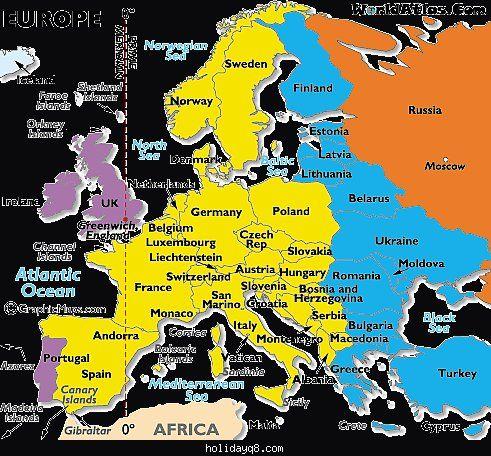 Die Besten London Time Zone Ideen Auf Pinterest London - Germany map time zones