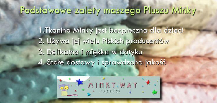 38 kolorów Pluszu Minky Dots             Zapraszamy do naszego sklepu                       www.minkyway.pl