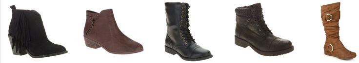 *Hot Deal* Women's Boots Only $17.88 At Walmart!!