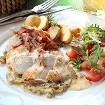 ViktVäktarna.se: Recept från ViktVäktarna Kyckling med sommarsmak