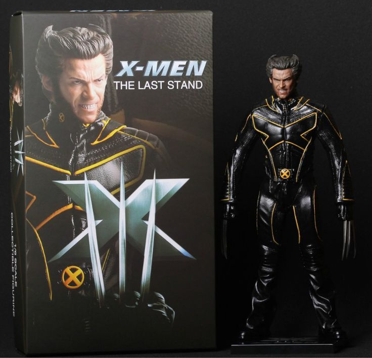 X - Men The Last Stand Wolverine 25 cm Collectible //Price: $55.00 & FREE Shipping //     #batman #deadpool #marvelc #dc