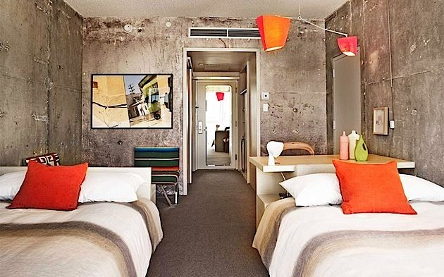Cooles Hotel-Design – The Line Hotel in Los Angeles | KlonBlog