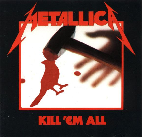 Put A Bird On It: Album Covers-Portlandia meets Metallica!  Haha-great album.  Motor breath-yeah
