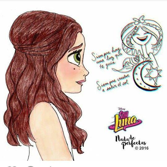 Luna a sonhar com o desenho que esta enterrado no jardim Benson