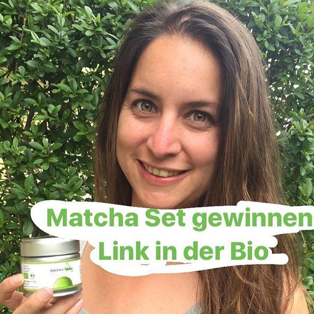 Neuer Artikel auf Vegalife Rocks! Alles was du über Matcha Tee wissen musst + 7 vegane Rezepte mit Matcha + gewinne eins von zwei Matcha Sets im Wert von 50€! Link in der Bio ☀️