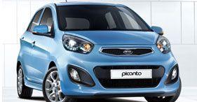 Picanto -  Economy Car Rental Service by Indigojlt