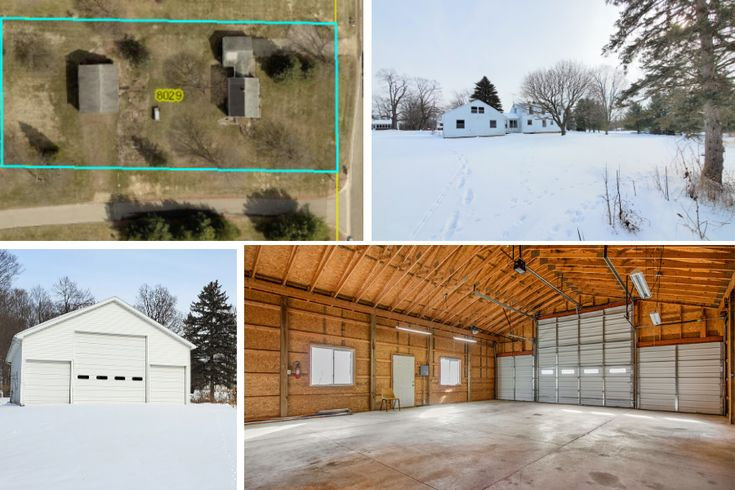 For Sale: Caledonia, MI 5 Bedroom HUGE Pole Barn 1 Acre ...