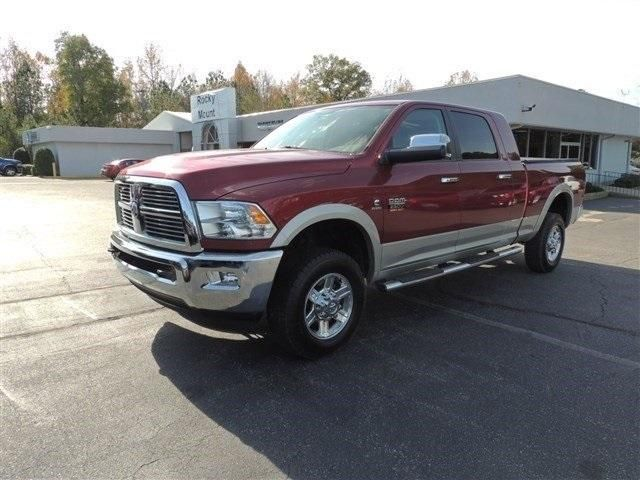 2011 DODGE RAM 2500 for sale at Rocky Mount Chrysler Dodge Jeep Ram