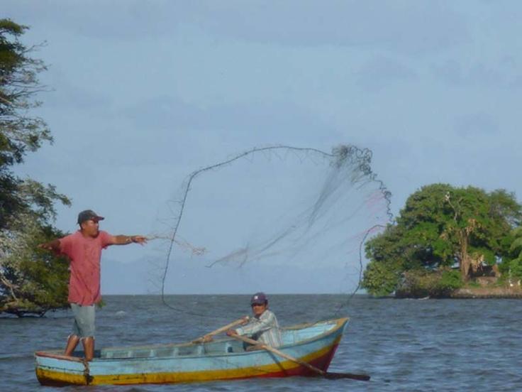 Isletas, Nicaragua