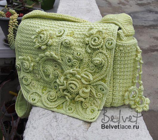 Design & crochet lace by Victoria Belvet gorgeous
