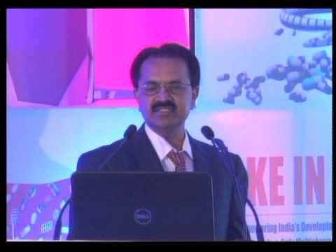Keynote Address by Dr.K.S.Murthy addressing at 7th Annual Pharmaceutical...