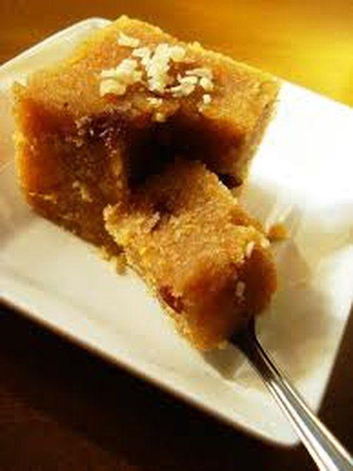 Gyümölcsös grízkocka – Egy nagyszerű grízes süti