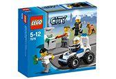 LEGO City Poliisi ja palomies