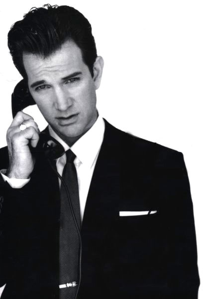 Chris Isaak - He signed a poster of this exact pic when I met him