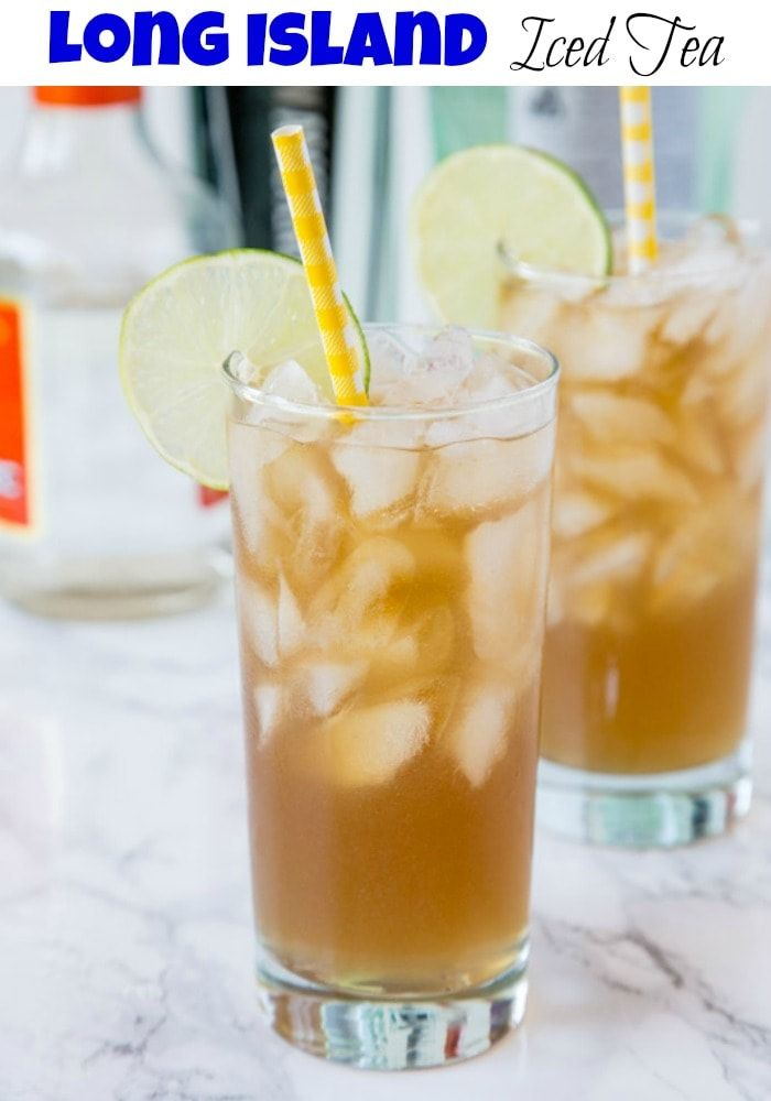 Long Island Ice Tea – a cool and refreshing cocktail that you can enjoy anytime!…