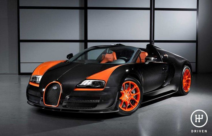 2013 Bugatti Veyron Grand Sport Vitesse WRC