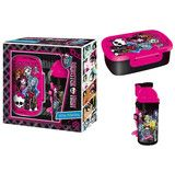 Monster High Lunch Set | Kids Character Clothing, Bedding and Accessories | Cooldudes Kids Australia