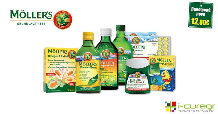🍏 Υγεία, κλεισμένη σε μπουκάλι! Γνωρίστε το Moller`s, αλλάξτε τη ζωή σας! 🍏 https://www.i-cure.gr/search?search=moller