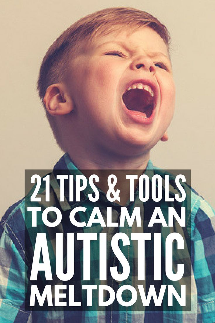 How to deal with autism: 21+ tools to calm an autistic