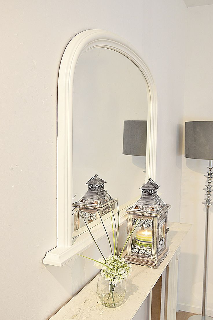 Large White Wall Mirror 10 best mirrors images on pinterest | round mirrors, wall mirrors