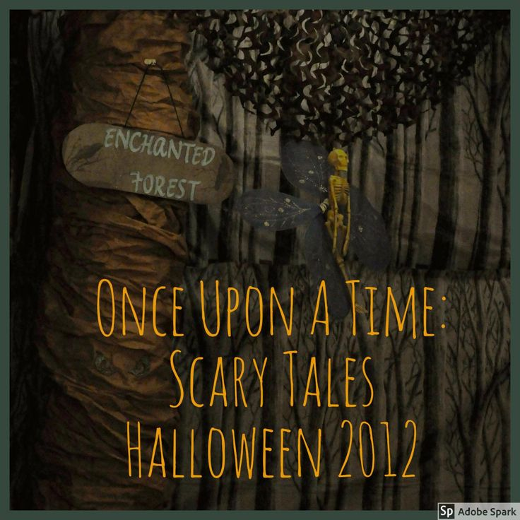 Once Upon A Time: Scary Tales Halloween Party
