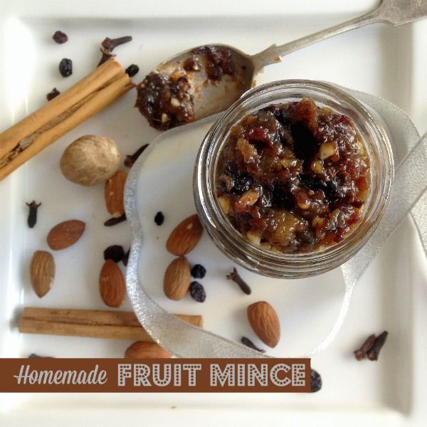 A traditional fruit mince recipe that is perfect for mince pies at Christmas. Easy to make, lasts for months and tastes delicious. Click for recipe.