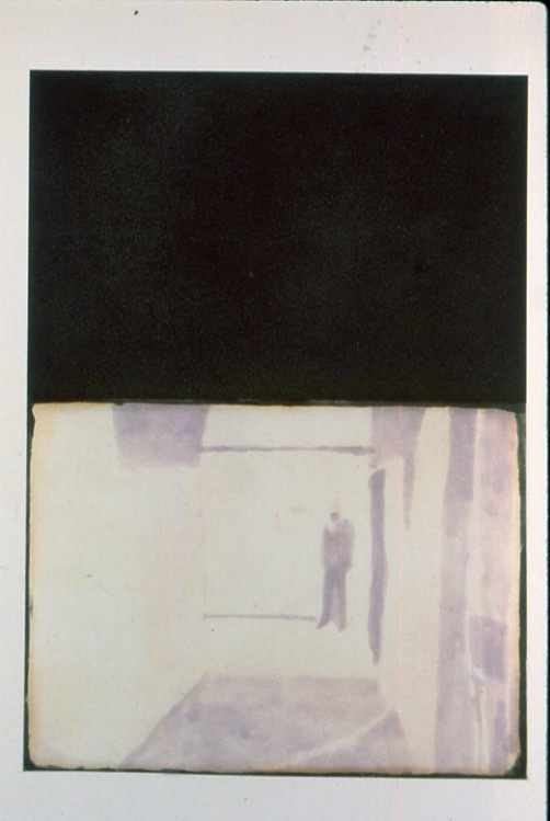Luc Tuymans  The Temple 3, 1996