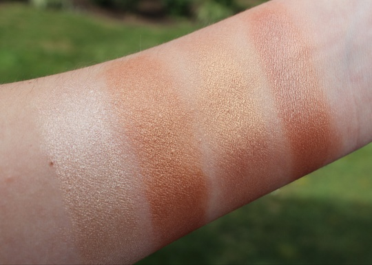 Beauty on a Budget: NYX Dupe for MAC Melon Pigment