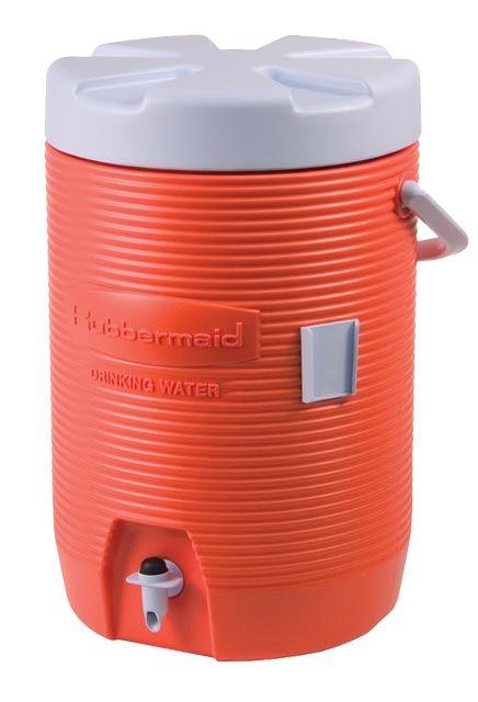 Conteneur isotherme pour boisson froide