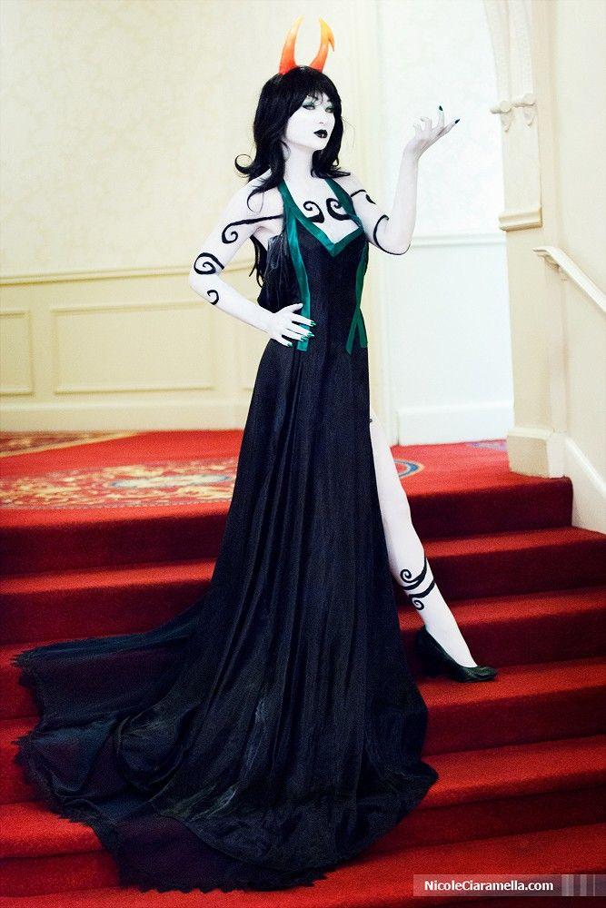 Porrim Maryam (Homestuck) cosplay, featured on Best Cosplay Ever (This Week) - 02.04.13