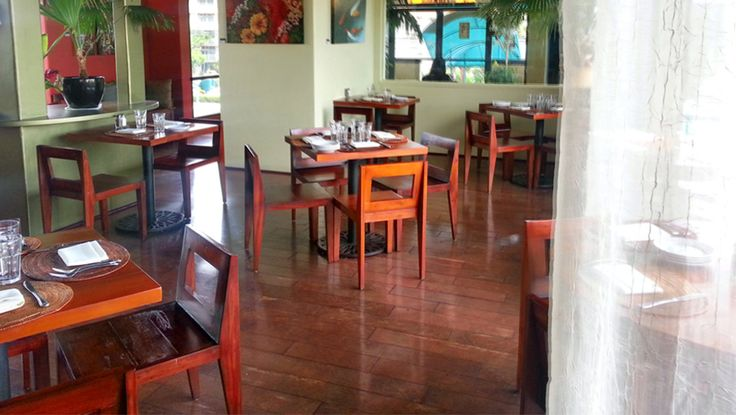 Cafe O'Lei Kihei -  Maui Revealed ONO; Frommer's Very Highly Recommeded; Maui Magazine Aipono-Best Dining Deal