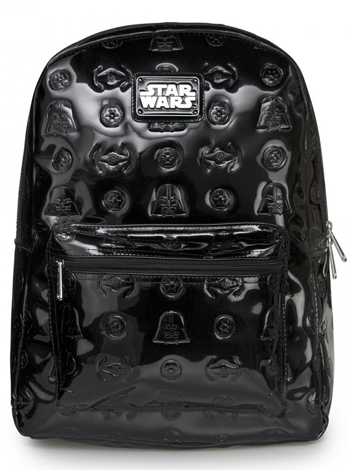 Maleta negra de Darth Vader #StarWars