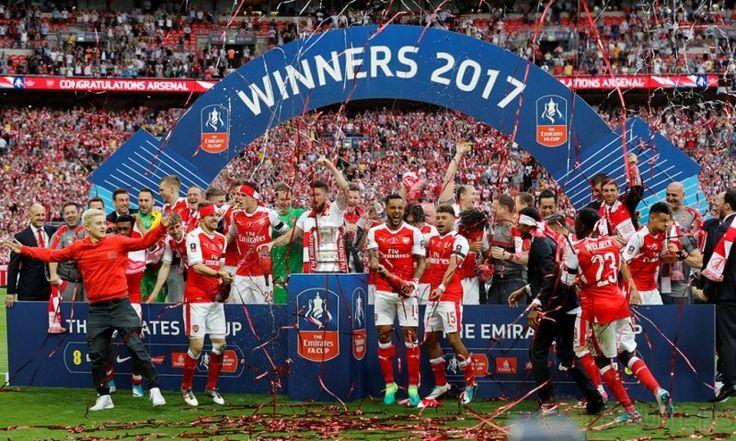 Menang 2-1 Atas Chelsea, Arsenal Berhasil Amankan Gelar Piala FA