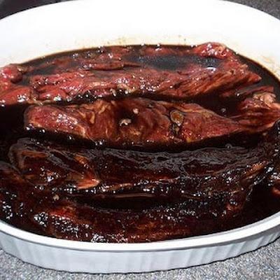 Brown Sugar Soy Steak Marinade