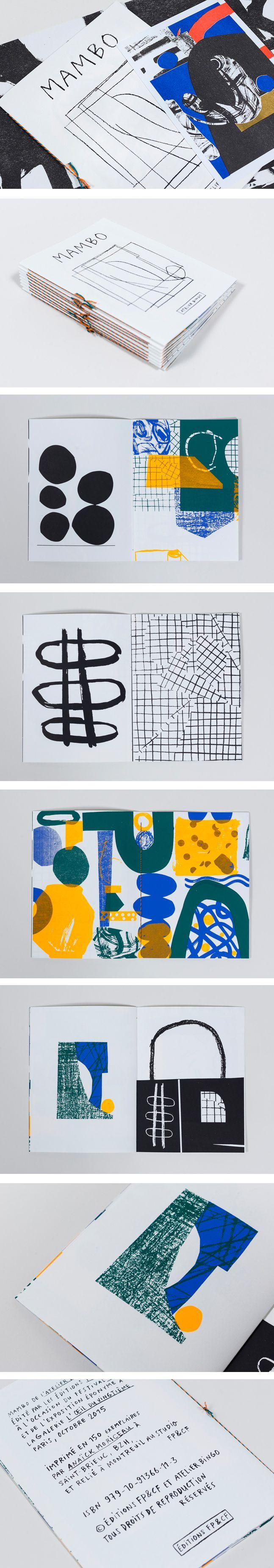 Para re-inaugurar a sessão do site dedicada a artistas, apresentamos o Atelier Bingo! Composto pelos artistas visuais Maxime Prou & Adèle Favreau, dois ilustradores e designers gráficos franceses. O trabalho deles é o resultado de uma constante experimentação de técnicas gráficas com té