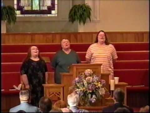 """No Not One"" Hendersons - Mount Carmel Baptist Church Choir, Fort Payne Alabama"