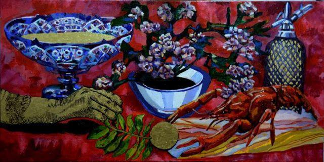 Cottonara: Złota rękawica i homar