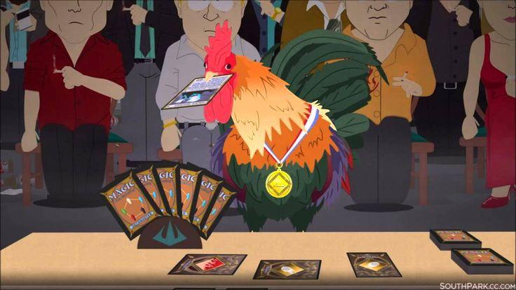 South Park S180E8 Cock Magic : Magic the Gathering Episode