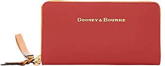 Dooney & Bourke City Large Zip Around Wristlet Wallet