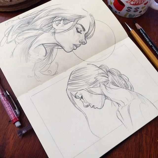 Ich fand die Zeichnung sehr realistisch, sehr schön
