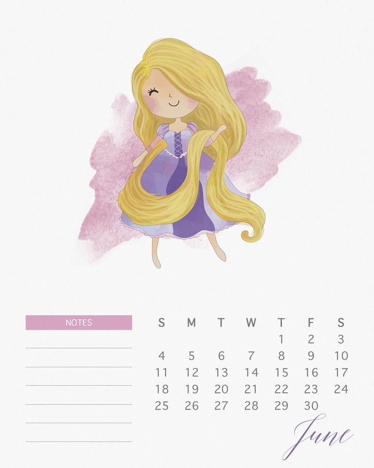 thecottagemarket.com 2017Calendars TCM-Princess-Calendar-6-June.jpg